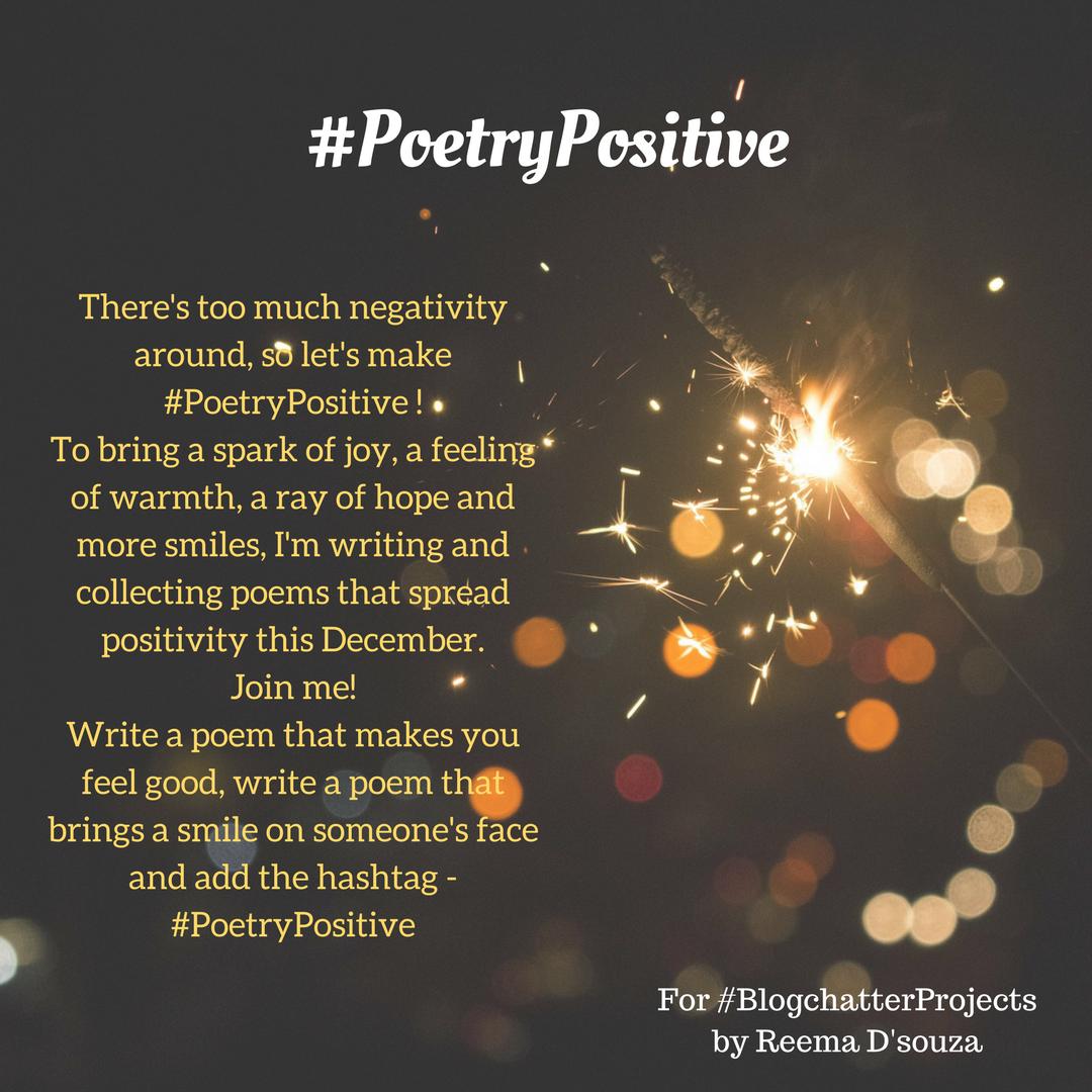 #PoetryPositive