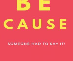 #BookReview : Because someone had to say it by Namratha Varadharajan